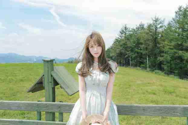 韩国第一美少女yurisa小清新风格童话照片