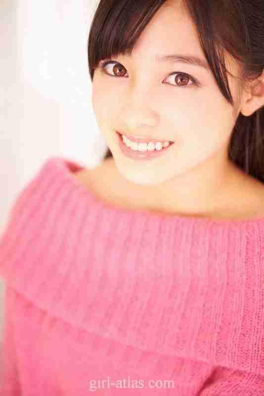 日本千年一遇天使少女桥本环奈清新写真