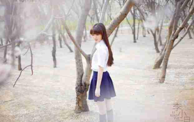 清纯少女心李小月