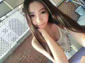 台湾正妹美女杨于娴甜美自拍图片