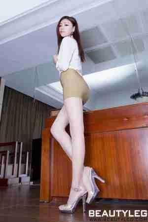 BeautyLeg腿模Zoey肉丝美腿