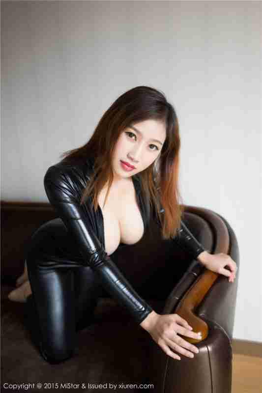魅妍社闵妮Mily性感高清美女图片