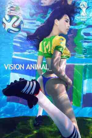 2014世界杯水下足球宝贝图片