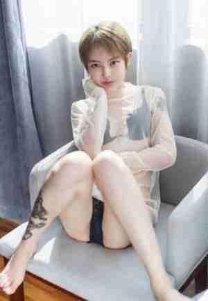 尤蜜荟透明薄纱lynne黎茉美女人体艺术摄影