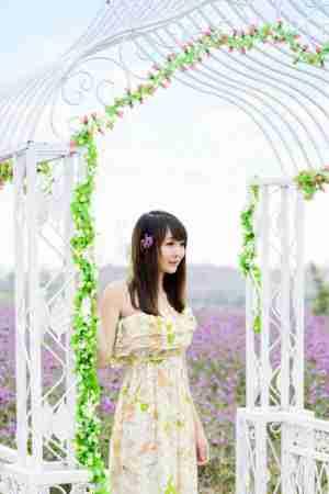 香草少女唯美青春写真