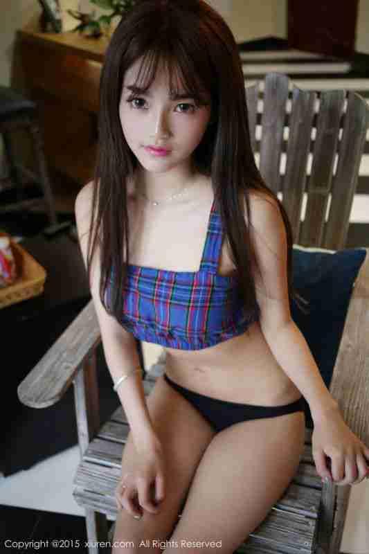 性感大胸美女Liuyeewai柳图片写真