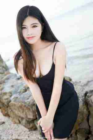 泰国人体模特娜露Selena美女裸照