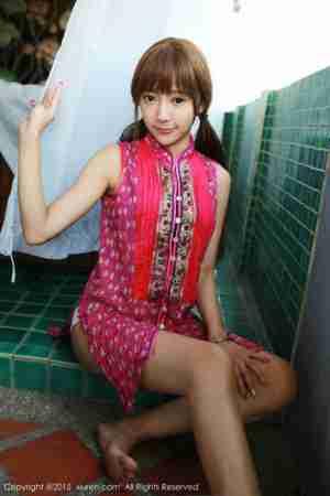 王馨瑶yanni泰国清迈写真