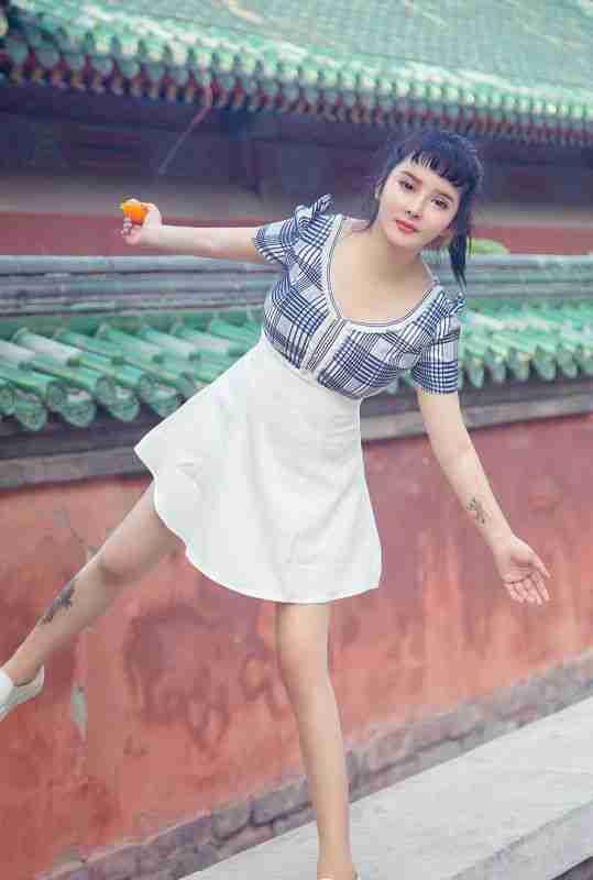 杨漫妮清纯唯美写真高清图片大全