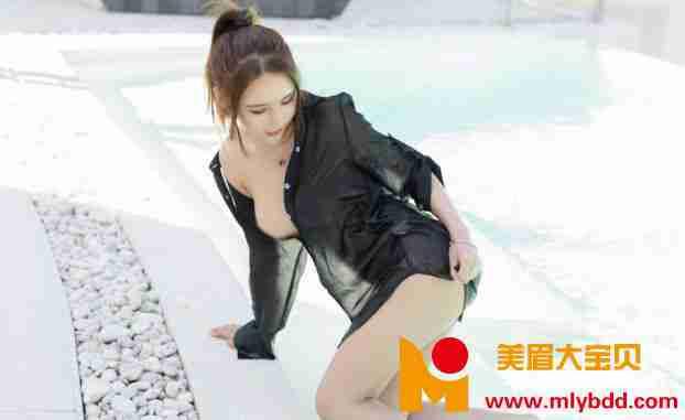 混血美女尹菲写真精选你喜欢吗