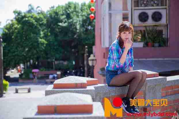 段璟瑤(璟兒) - 老街遊拍 写真图片
