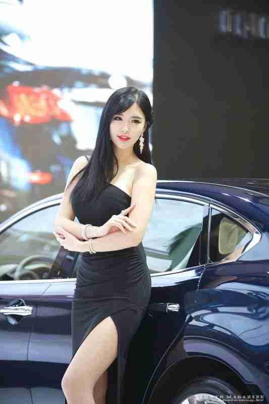 崔星河 - 韩国国际车展图片