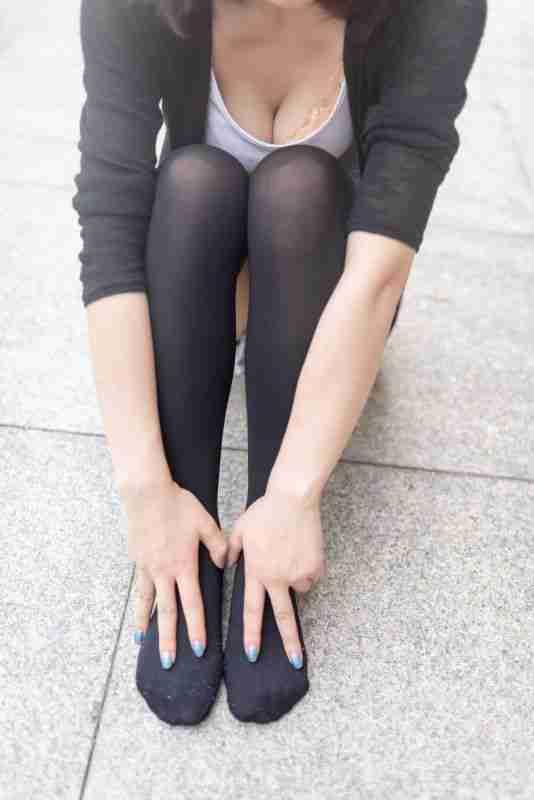 户外青春洋溢的肉体写真