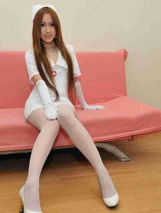 美女丝袜长腿 让人心痒难耐