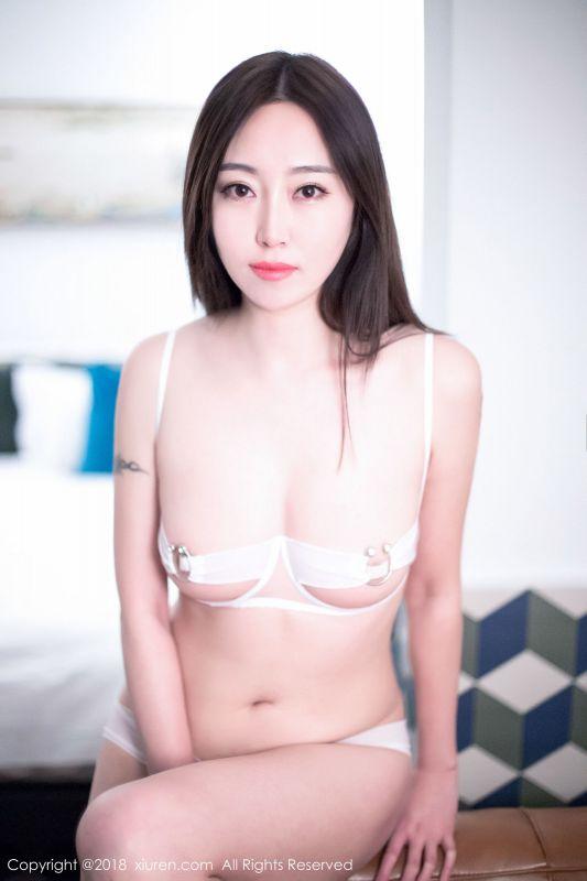 模特@艺文Eva首套写真