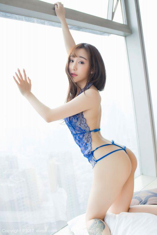 极致小美女网红@顾灿最新性感写真