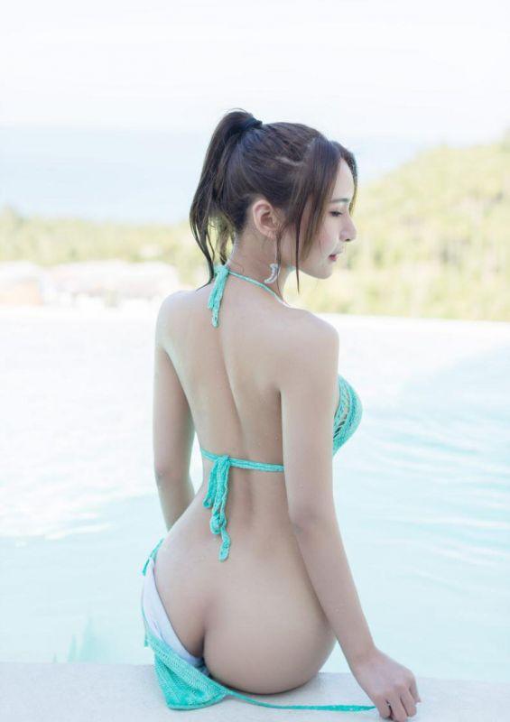 混血美女尹菲