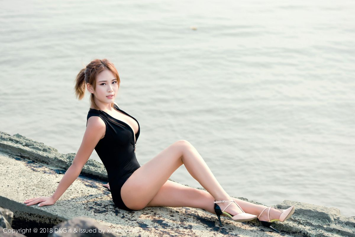 萌宝儿BoA - 海岛户外露出