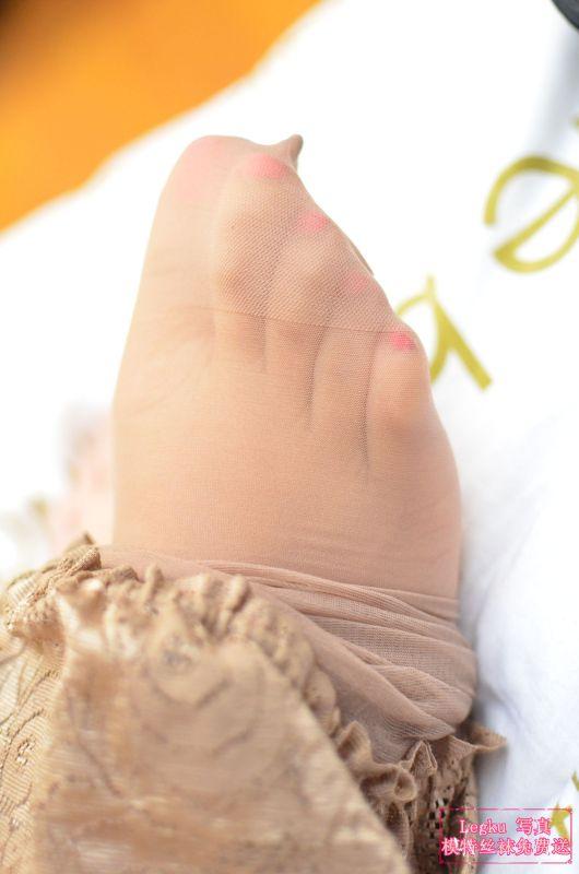 肉丝袜丝足 写真套图2