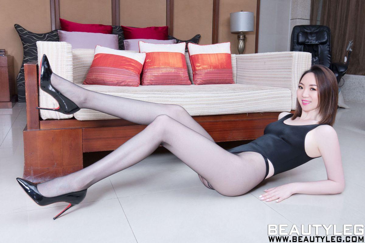 腿模Clear - 长腿高跟写真套图
