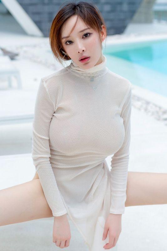 绝色尤物周妍希巨乳丰臀妩媚勾魂[39P]