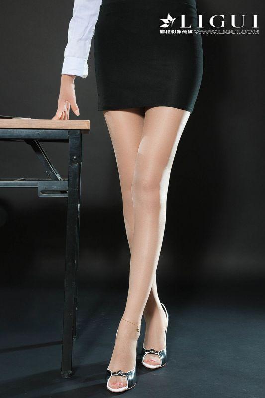 腿模小菲 - 长腿OL肉丝小-姐姐