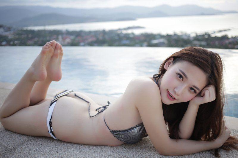 女神范的美白大腿[31P]
