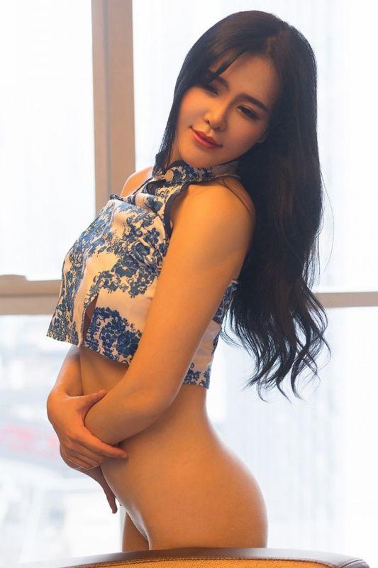 气质旗袍翘屁股美女[30P]