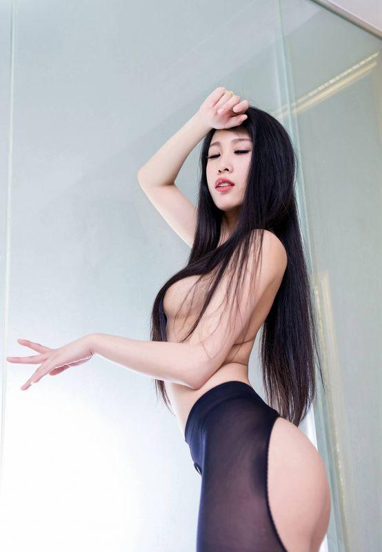 嫩模战姝羽私房写真[45P]