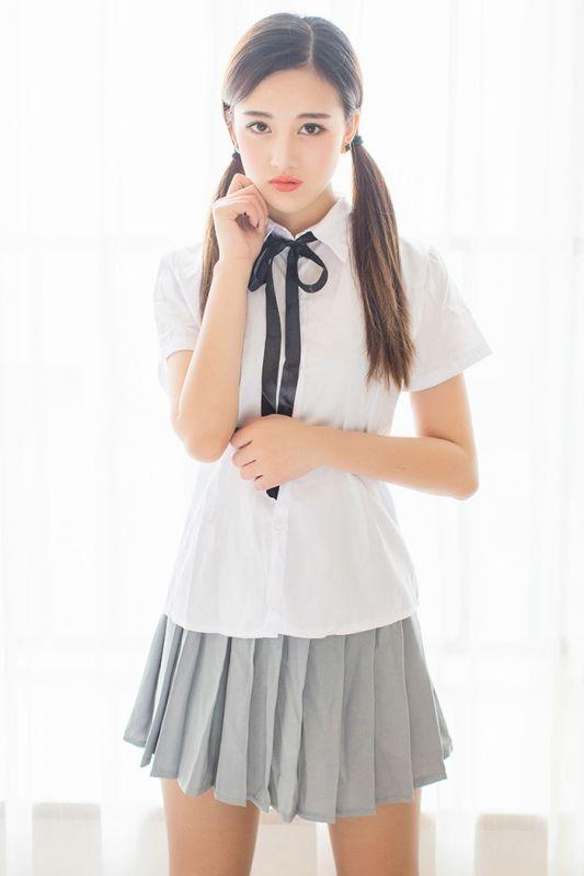 清纯的小妹子[39P]