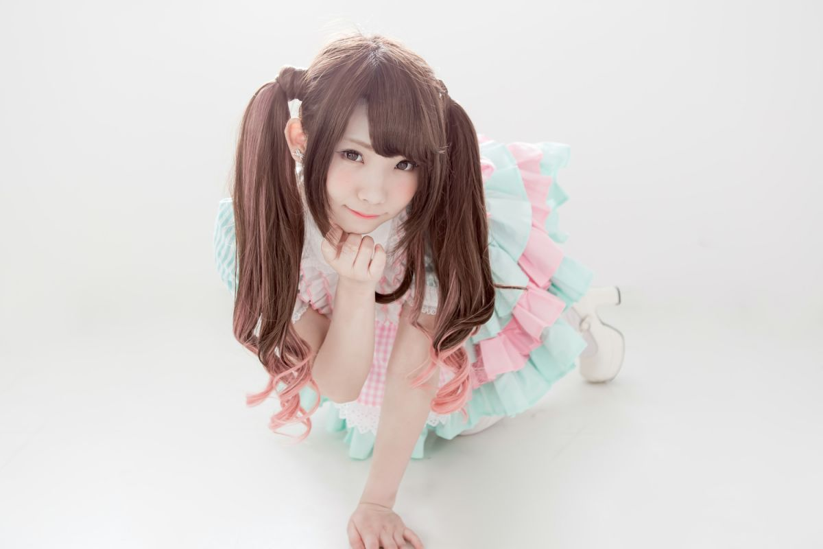 清纯可爱的辫子小女人[37P]