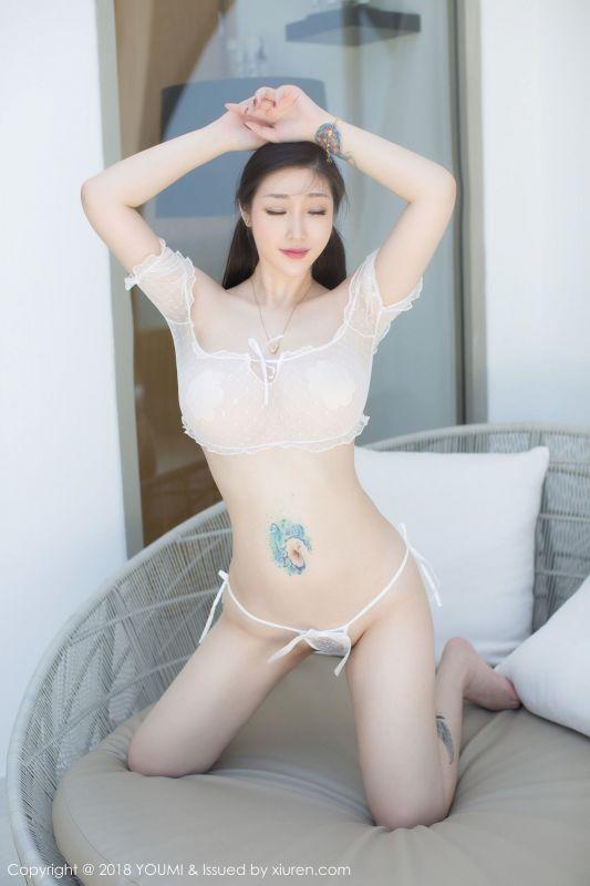 妲己_Toxic - 透视蕾丝+蕾丝女仆