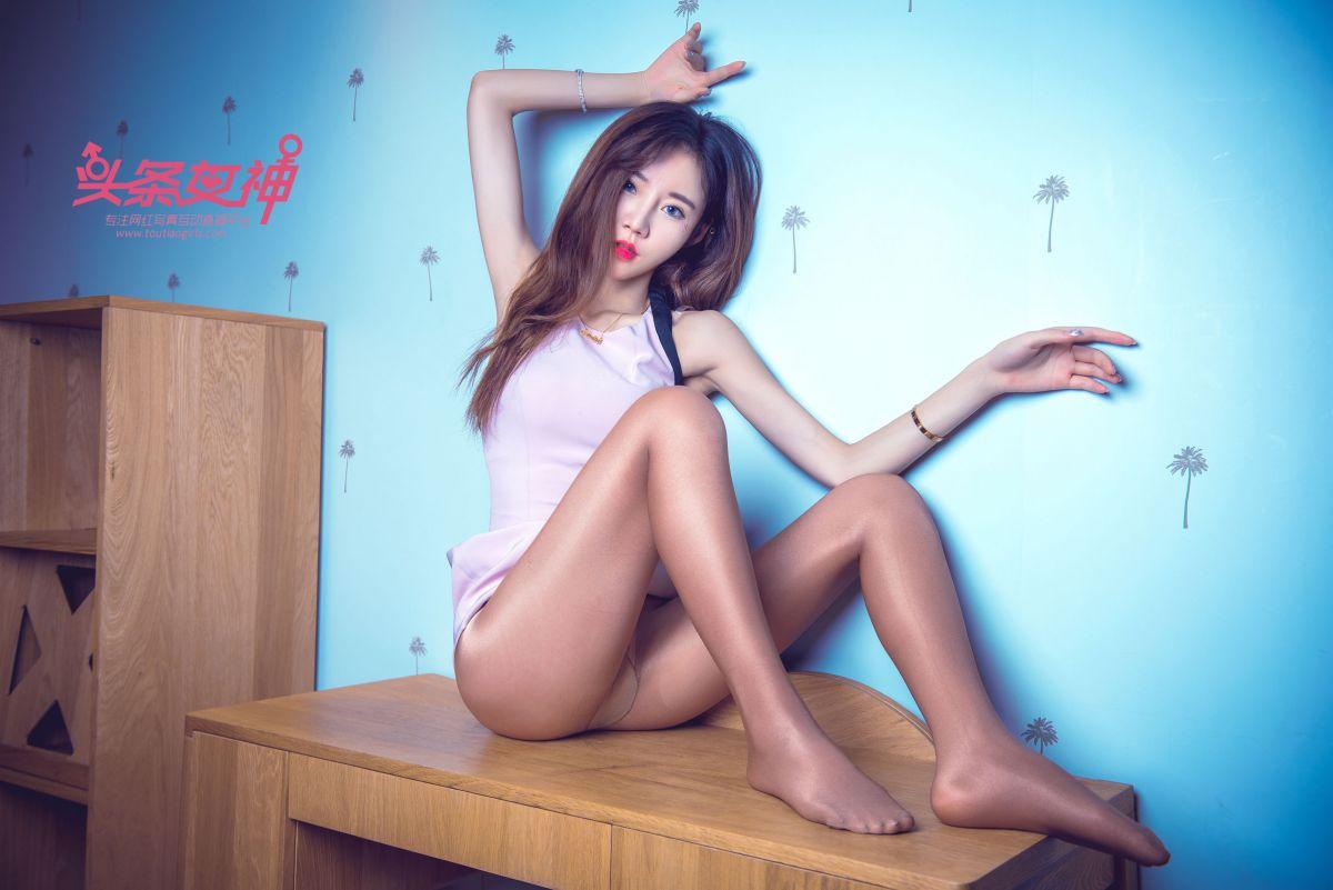 樊安妮 - 粉裙娃娃 写真套图