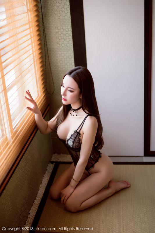 女神@周于希北海道旅拍第一套写真02
