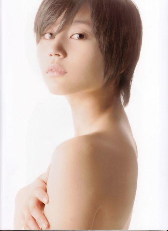 日本女星堀北真希 - 「S」