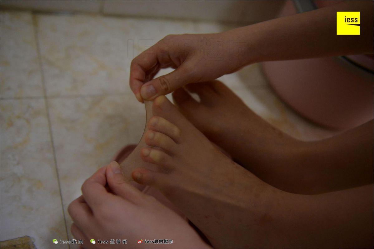 姗姗 《贤惠的妻子②》丝袜美腿写真套图