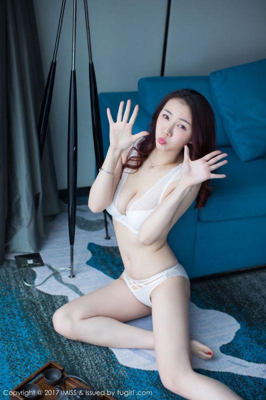 新人模特@evon首套写真