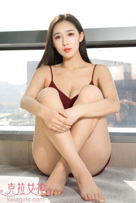 姜璐 - 丽人凉高 写真套图