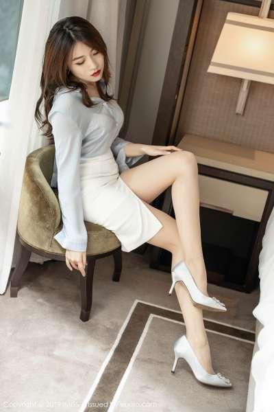 秘书的蕾丝 [45P]