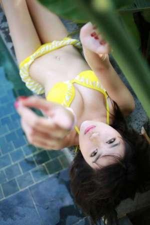 巨乳诱惑-许诺Sabrina-海南三亚旅拍套图