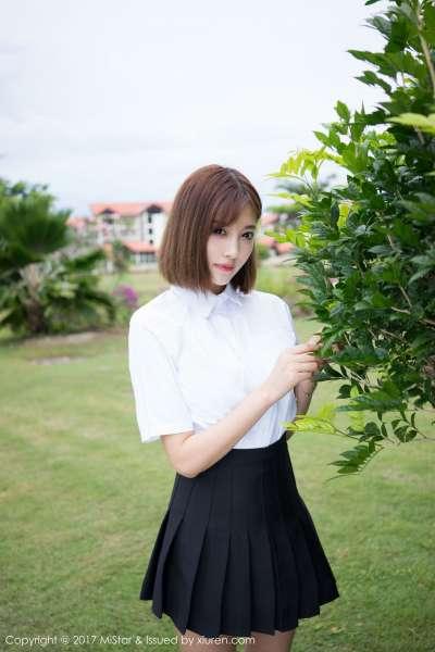 性感美女@杨晨晨sugar - 短发女神