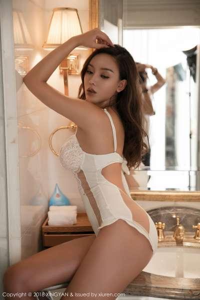 性感~模特@白露Lucy第二套写真