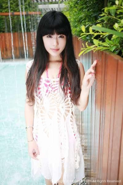 """刘雪妮Verna-泰国旅拍活动的""""小黑马""""~"""
