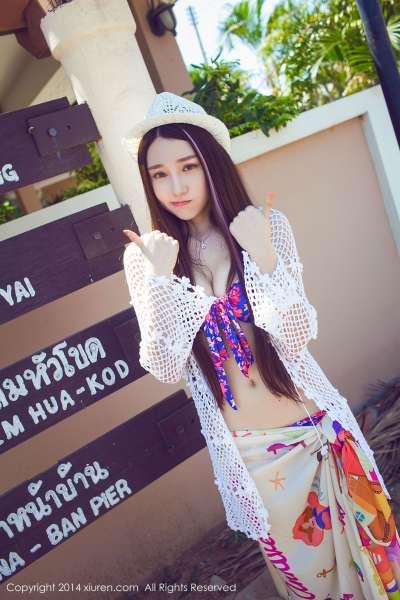 刘奕宁Lynn-泰国写真集套图~~