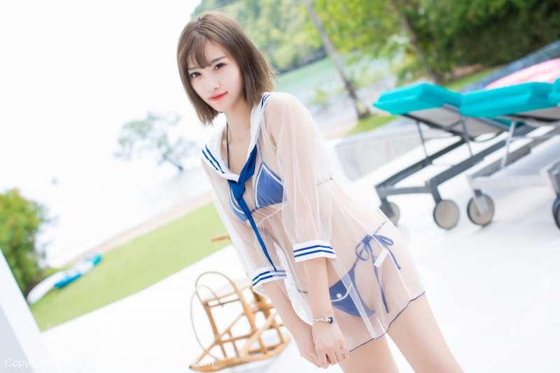 女神@杨晨晨sugar甲米旅拍第5套写真