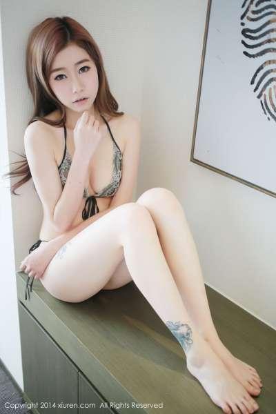 性感美女~陈思雨Mango