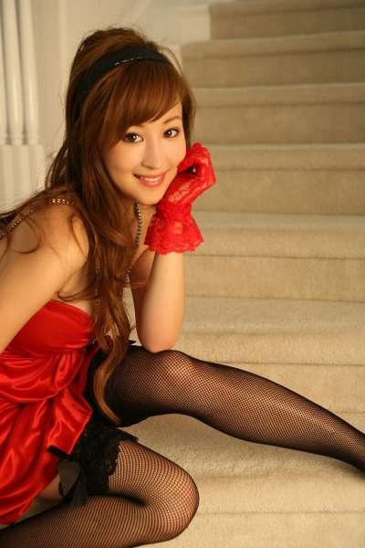 混血美女Ai Cherie(アイシェリ) 写真套图