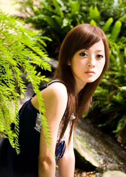 果子MM - 《至善園&原住民公園》摄影写真