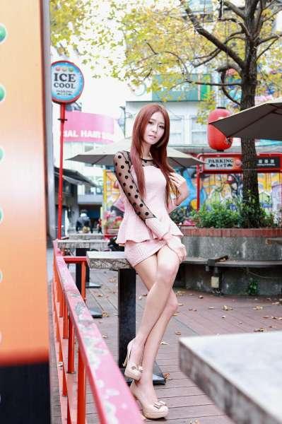 Winnie小雪 - 台北外拍 写真套图