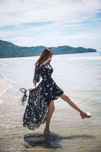 Yumi-尤美 - 沙巴旅拍第三套写真